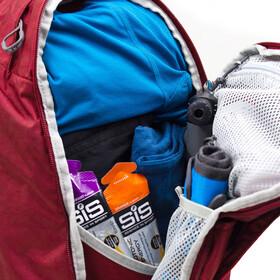 Osprey Siskin 12 Hydration Backpack Men, czerwony